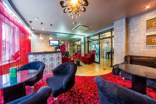 Boutique-Hotel Khabarovsk City: Лобби Бар