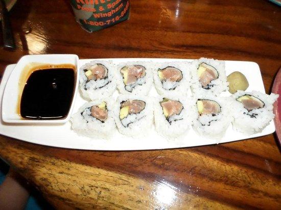 Luna Negra : More sushi