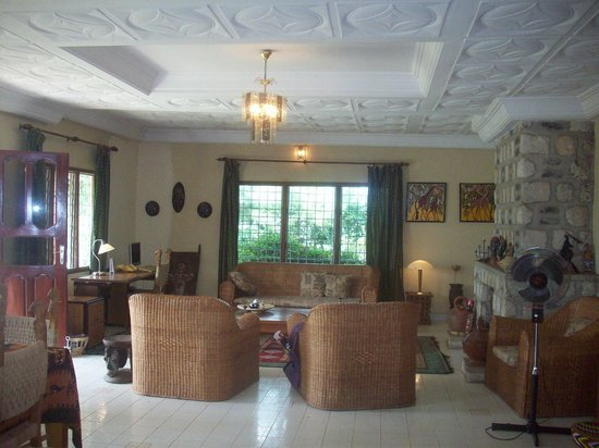 Bamenda, Kamerun: Parlour