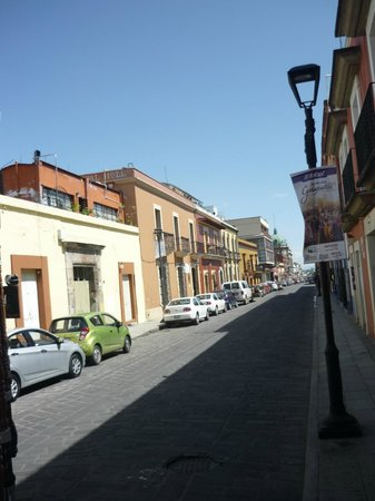 Gray Line - Oaxaca City Tour: CALLES SOLARIEGAS
