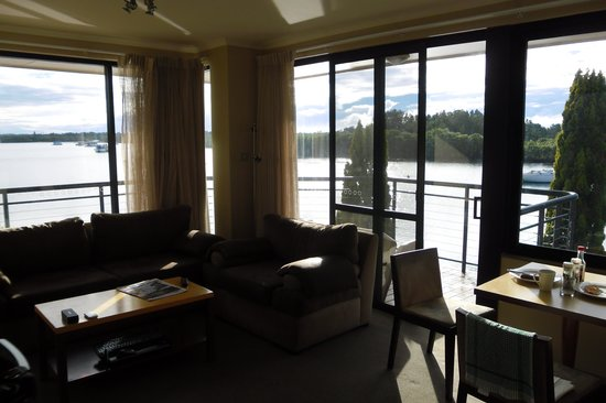 Sails Resort Port Macquarie - by Rydges: Upstairs corner suite