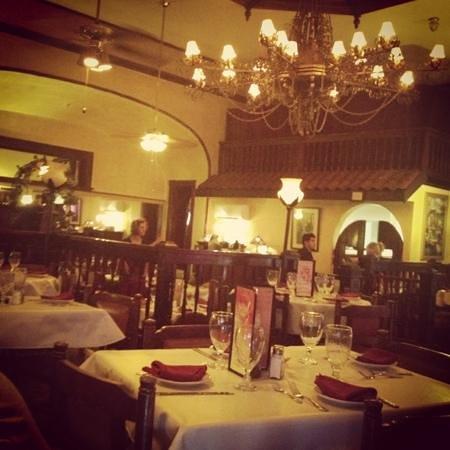 Rino's Italian Restaurant and Steak House, Trinidad - Menu ...
