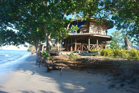 Vaiula Beach Fale : Nugg's bar