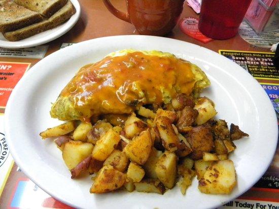 Cafe Jose Restaurant : Breakfast :)