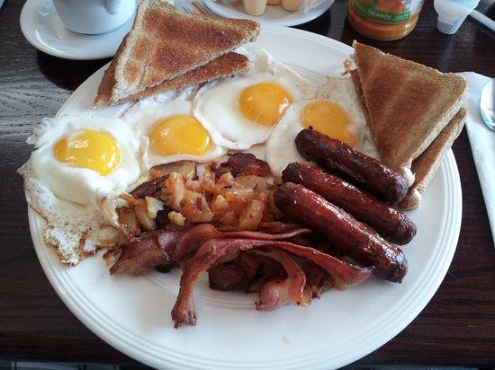 Scoops Restaurant The Hungry Greek Breakfast