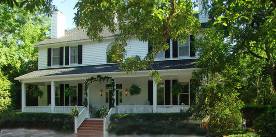 Perrin Guest House Inn: The Inn