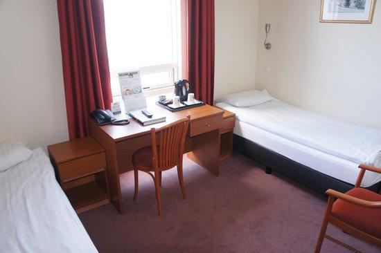 โรงแรมบารอนฟอสโฮเทล: Fosshotel Baron
