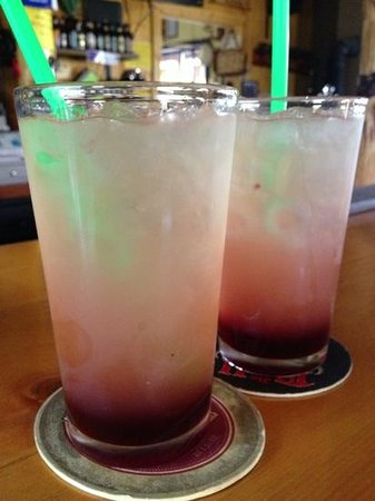 Home Ranch Bottoms: Huckleberry Margaritas - YUM!