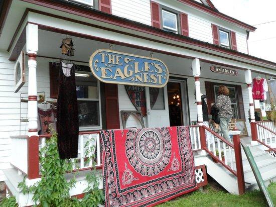 Catskill Distilling Company: eagles nest