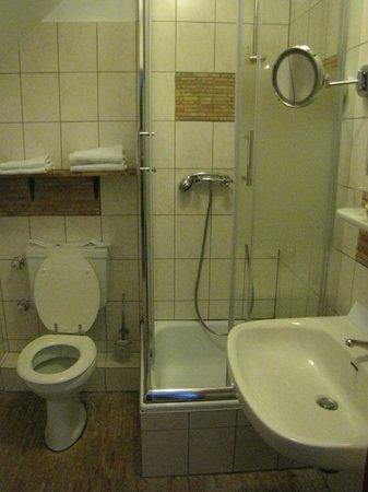 Rheinhotel Lilie : Bathroom