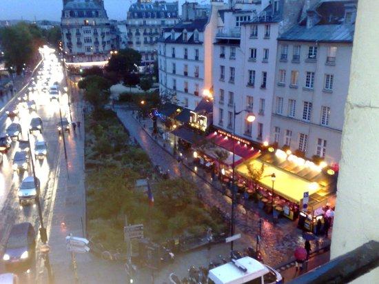 Hotel le Notre Dame: El mejor es el que menos luces tiene