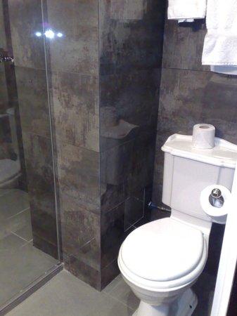 Hotel le Notre Dame: Baño cómodo