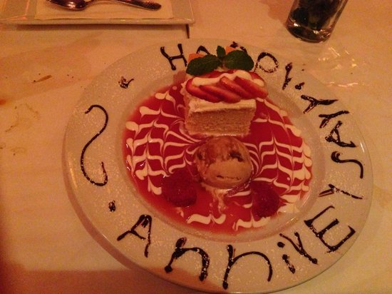 Cabana Restaurant: 20th Anniversary