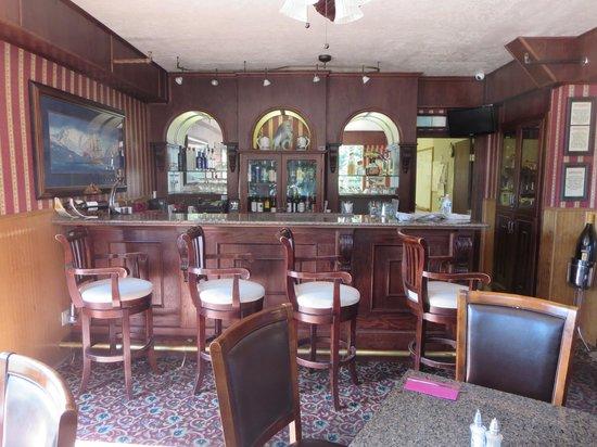Hotel Seward: Bar