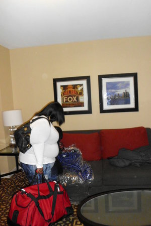 Doubletree by Hilton Detroit Downtown - Fort Shelby: suite
