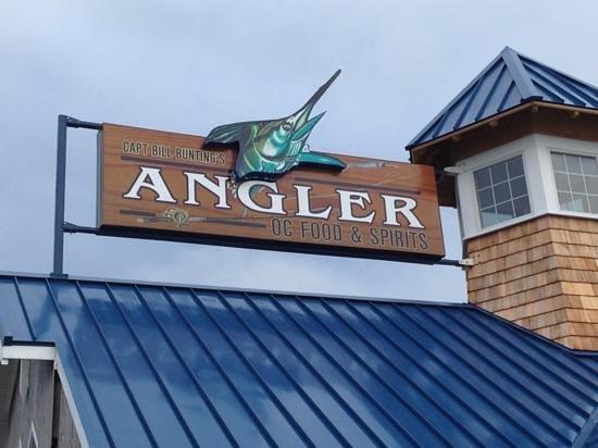 The Angler: angler