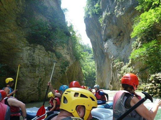 Vožnja kajakom i kanuom