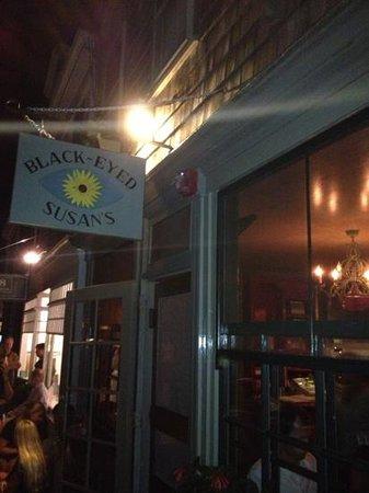Black-Eyed Susan's : fantastic summer meal at Black Eyed Susan's!