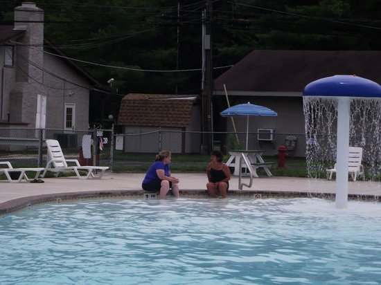 Buena Vista Camping Resort: Great pool