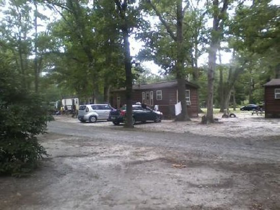 Buena Vista Camping Resort: good times