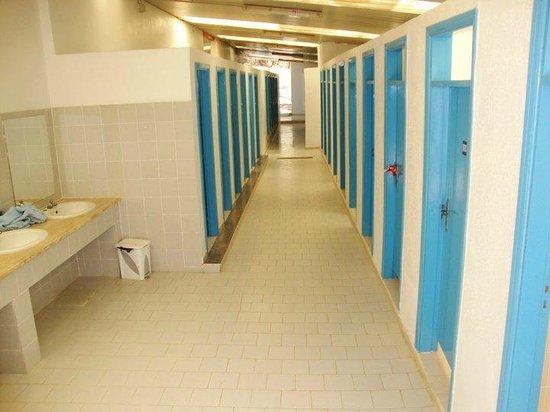 Camping Internazionale Nettuno: Showers