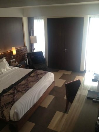 Sun Island Hotel Kuta: Room on 4th Floor