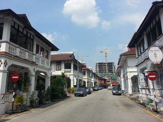 Palanquinn Heritage Suites: Bangkok Lane