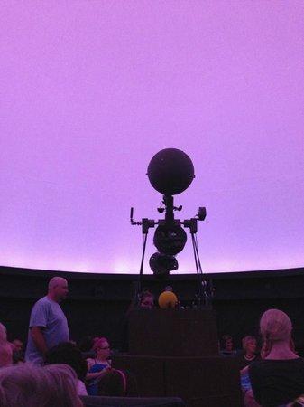 Manfred Olson Planetarium