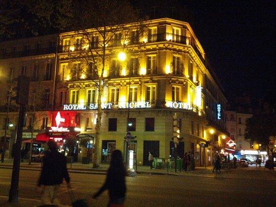 Hotel Royal St Michel Paris