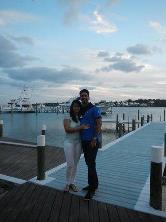 Green Turtle Club & Marina: En la Marina