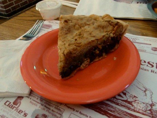 Helen's : toll house pie