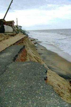 Atafona Beach