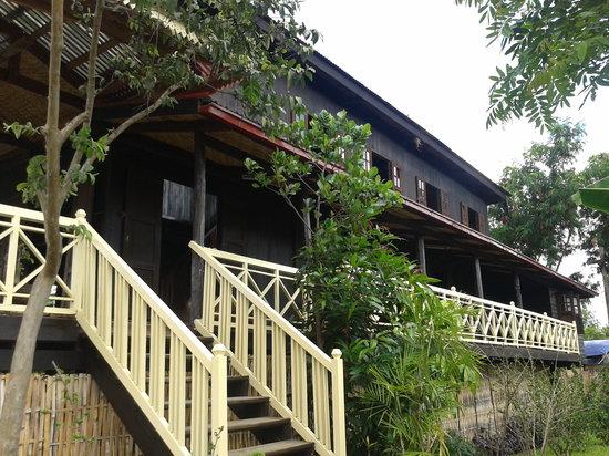 Green Chilli Restaurant (Nampan): Entrance