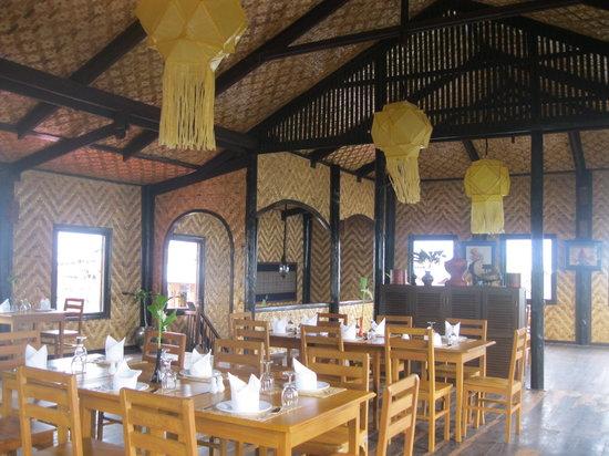 Green Chilli Restaurant (Nampan): Upstair Seatings