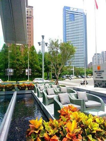 Millennium Hotel Taichung: lumi