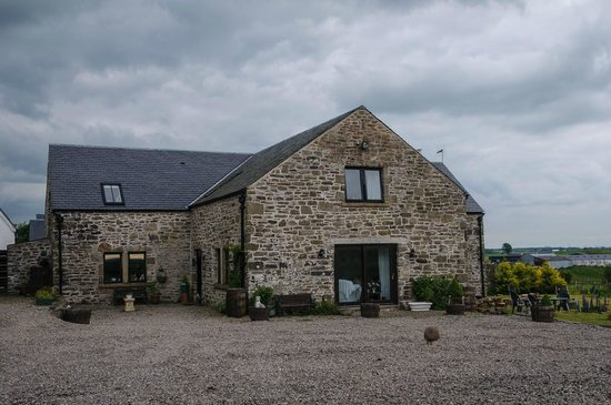 Bonnie Braes Bed and Breakfast: Converted barn