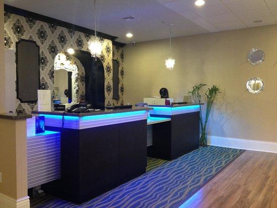 Best Western Plus San Pedro Hotel & Suites: Lobby