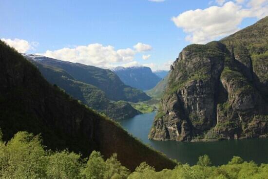 Norway Mountain: Nice Scenery of Norway