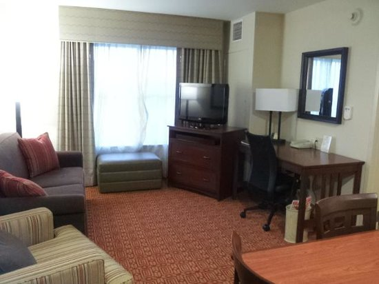 Homewood Suites by Hilton Anchorage: One Bedroom Suite