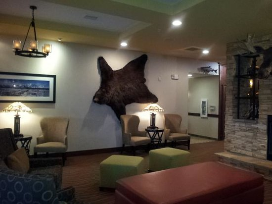 Homewood Suites by Hilton Anchorage: Lobby