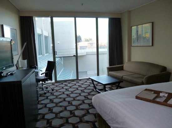 Rydges Capital Hill Canberra: Room