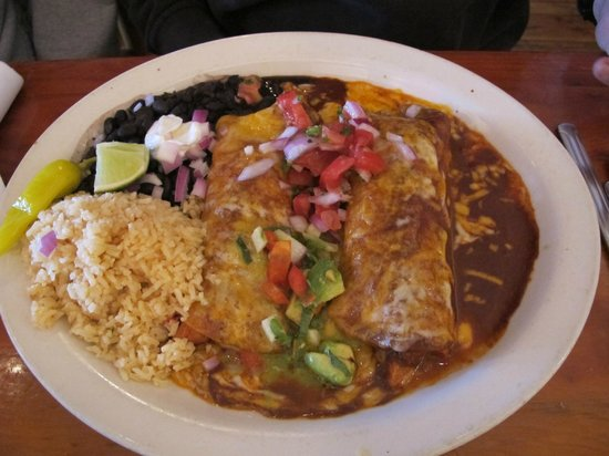 Peppers Mexicali Cafe: Order#1