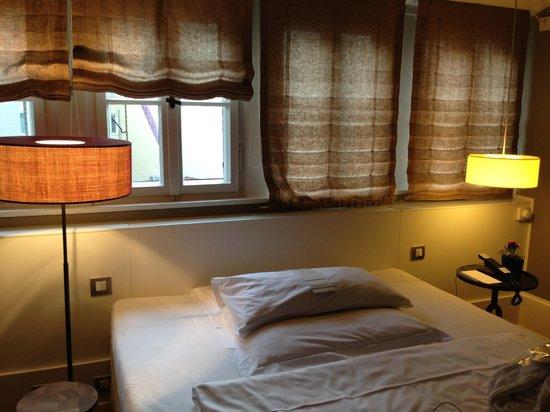 CORTIINA Hotel: Single room