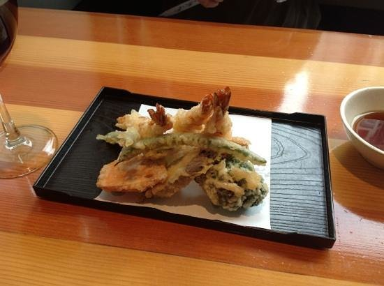 Sushi lovers plate picture of sanraku japanese for Asian cuisine san francisco