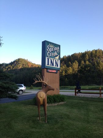 Spring Creek Inn: Welcome!