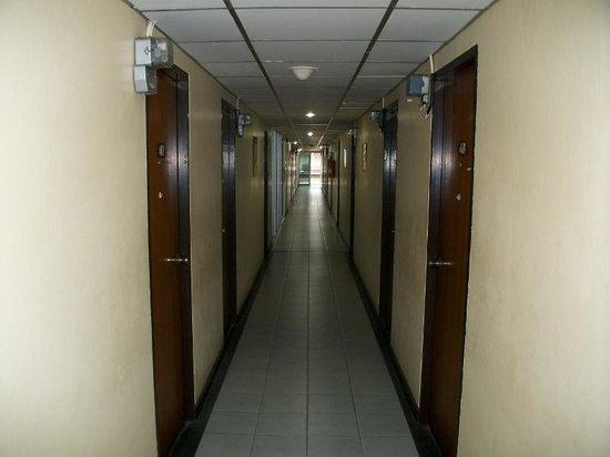 Bangkok YWCA : 廊下