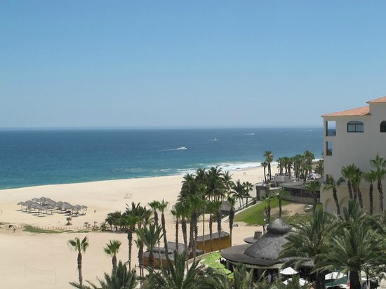 Hilton Los Cabos Beach & Golf Resort: view from room