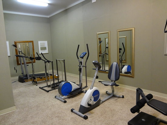 Quality Inn Okanogan: Excercise room