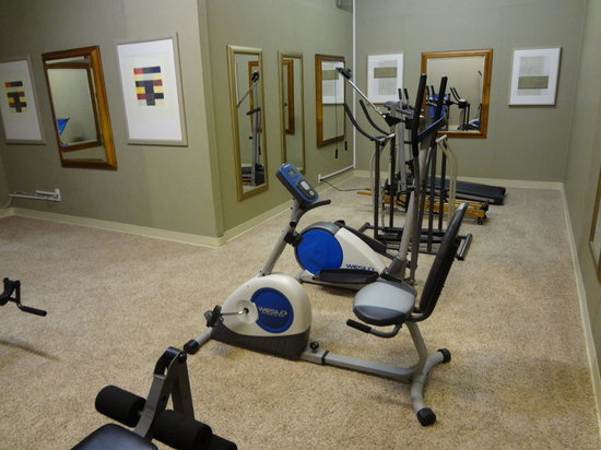 Quality Inn Okanogan: Excercise room 1