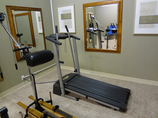 Quality Inn Okanogan: Excercise room 2